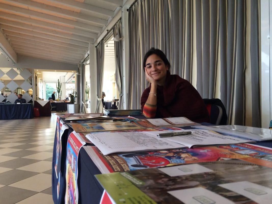 Daniela Re insegnante di Milano