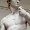 Twin Card 014 - Michelangelo - David