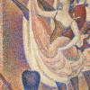 Twin Card 017 - Georges Seurat - Ballerine di Chahut