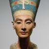 Twin Card 018 - Busto della Regina Nefertiti da Amarna