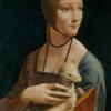 eonardo da Vinci Dama con l'ermellino