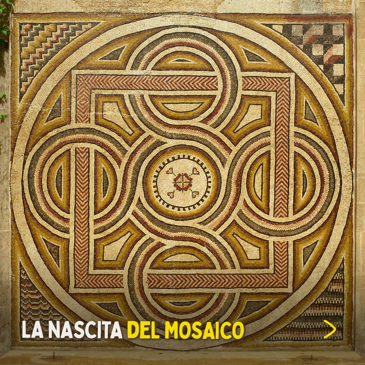 La tecnica del mosaico: arte a forma di puzzle